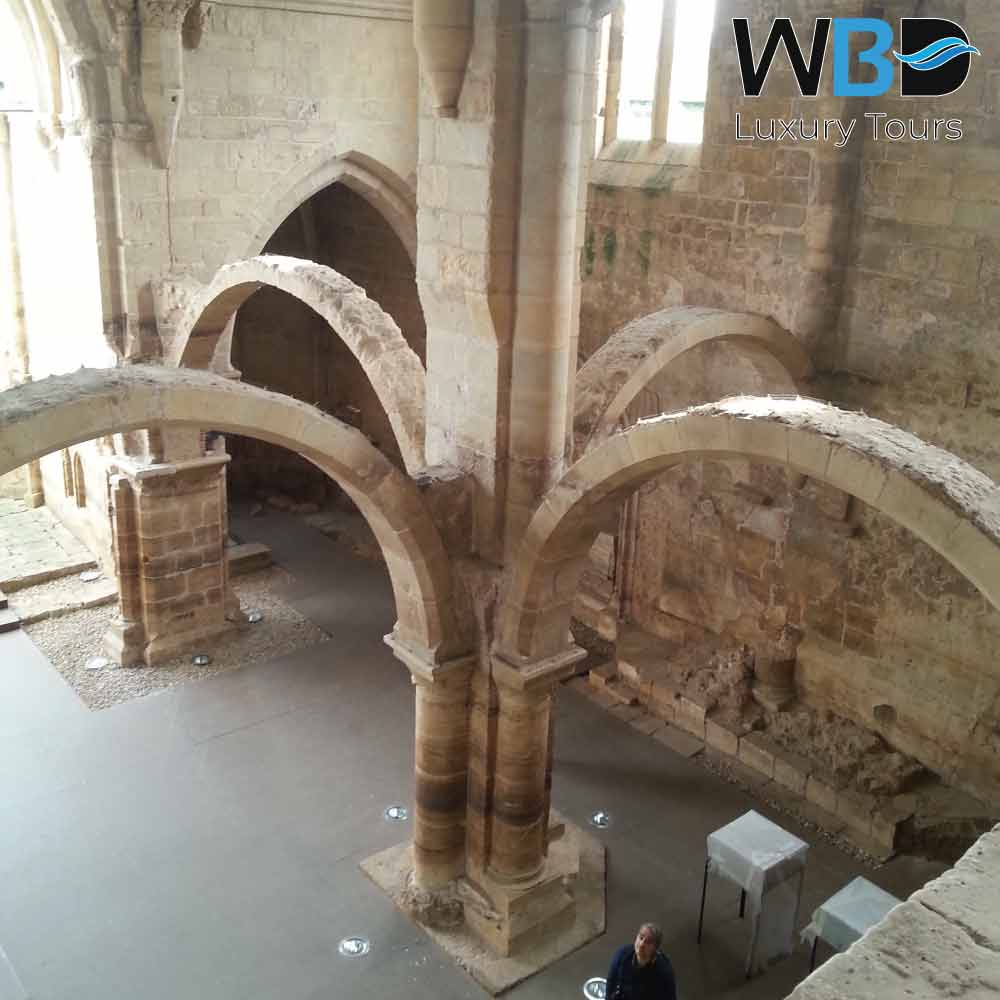 A Gothic monastery in Portugal? - West Blue Dreams Porto Luxury Tours Portugal