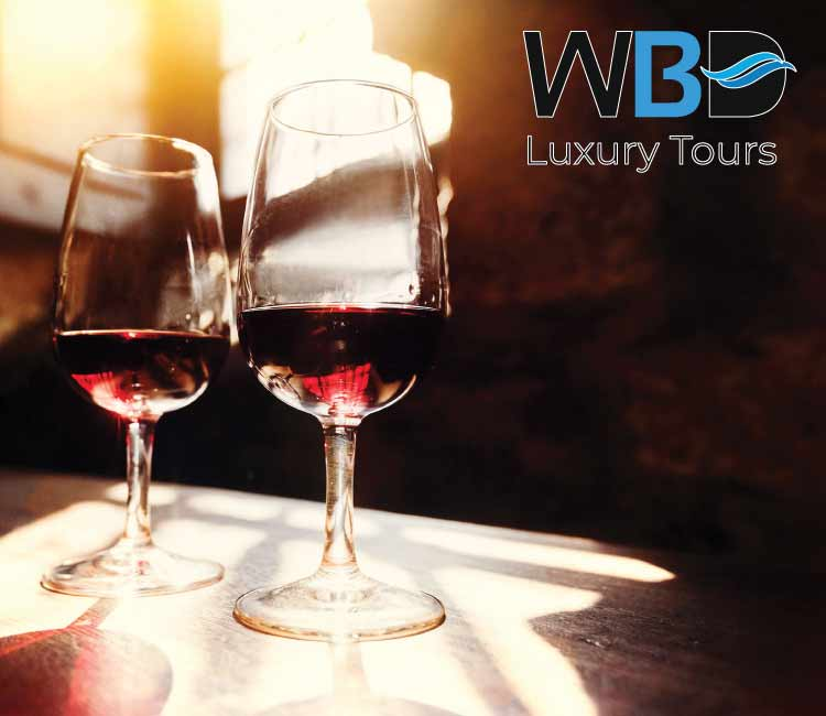 Port is a sweet, red, fortified wine from Portugal. - West Blue Dreams Porto Luxury Tours Portugal